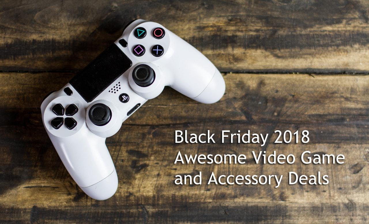 Awesome Black Friday Deals For Gamers Vulgamer